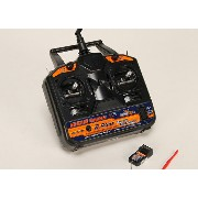 HobbyKing HK-T6A 6ch 2.4GHz AFHDS 送受信機セット