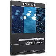 【コンビニ後払いOK】DOSCH DESIGN DOSCH Textures: Animated Water DT-AW