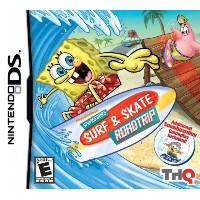 Spongebob Surf & Skate Roadtrip (輸入盤:北米)