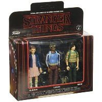 Funko - Figurine Stranger Things - 3 Pack Eleven Lucas Mike 8cm - 0889698208338