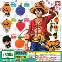 ONE PIECE つまんでつなげてワンピース Special ver. 全12種セット ガチャガチャ