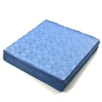 THE TABLECLOTH SHOP Blue Paper Table Covers x 25 by Dispo