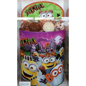 USJ 限定 商品 【 MINIONS TRICK or TRICK アソート チョコレート クランチ 】 ミニオン グッズ