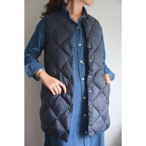 Rocky Mountain Featherbed(ロッキーマウンテンフェザーベッド)/WS SIX MONTH VEST/CREW LONG インナーベスト(3色展開)【Z】