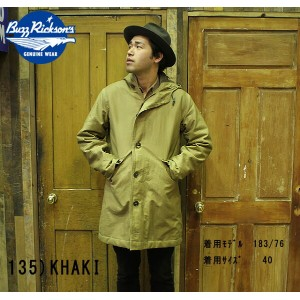 """No.BR13323 BUZZ RICKSON'S バズリクソンズtype DECK PARKA""""NAVAL CLOTHING FACTORY"""""""