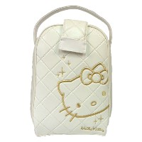 Hello Kitty Ladies White Shoe Bags【ゴルフ 特価セール】