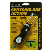 Green Buddy Switchblade Divot Tools - Blister Pack【ゴルフ その他のアクセサリー>ディボットツール】