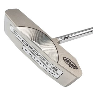 Yes Putter Pippi Mid Satin Tour Issue Milled Putters【ゴルフ ゴルフクラブ>パター】