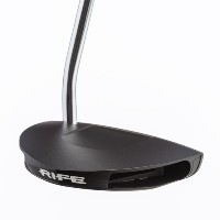 RIFE Vault Series Titan Z Black/Black Finish Putters【ゴルフ ゴルフクラブ>パター】