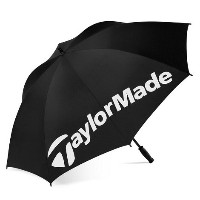 TaylorMade TM Single Canopy Umbrellas【ゴルフ アクセサリー>傘(ツアー)】