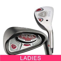 PING Ladies Faith Irons【ゴルフ 特価セール】