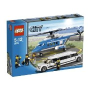 LEGO City 3222 Helicopter and Limousine レゴ シティ