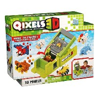 Qixels 3D Toy Maker (輸入版)