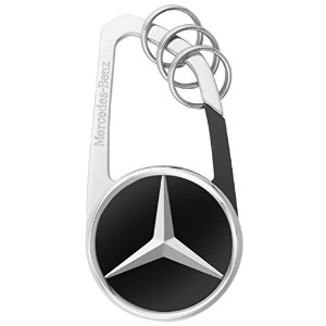【Mercedes-Benz Collection】 キーリング カラビナ