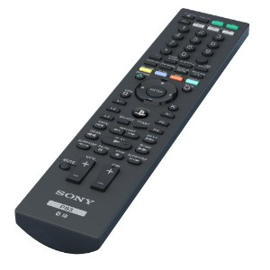 Sony PS3 Media/Blu-ray Disc Remote Control (輸入版)