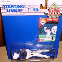 1995 Barry Bonds MLB Starting Lineup Figure