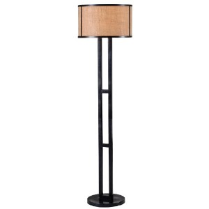 Kenroy Home 32313BRZ Keen Floor Lamp, Bronze Finish by Kenroy Home