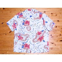 SUN SURF[サンサーフ] アロハシャツ HIBISCUS BY THE SEA SS36423 (OFF WHITE) 送料無料 代引き手数料無料 【RCP】