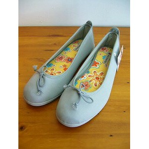【SALE】 Victoria ビクトリア Ballerina Shoes *gris*
