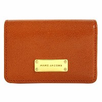 【MARC JACOBS】 マーク ジェイコブスBusiness Card Holder オレンジ【YDKG-kd】【RCP】【楽ギフ_包装】