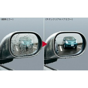 NISSAN 日産 NOTE ノート 日産純正 チタンクリア (R) ドアミラー ( ヒーター付ドアミラー車用 ) 2010.12〜2012.08