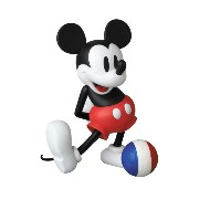 VCD MICKEY MOUSE WITH FOOTBALL(FRANCE)