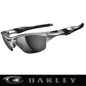 オークリー HALF JACKET 2.0 サングラス (ASIAN FIT)  OO9153-02Silver/Slate Iridium【Oakley Half Jacket 】【W-INO】