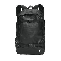 NIXON SMITH II BACKPACK (ニクソン スミス 2 バックパック)RED PEPPER/CHARCOAL14SS-I