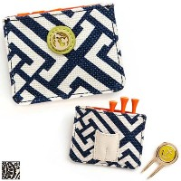Spartina449 Ladies Tee Divot Pouches【ゴルフ レディース>ポーチ】