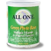 海外直送品Green Phyto-Base Powder, 66 Day supply 2.2 Lbs by All-One (Nutri-Tech)
