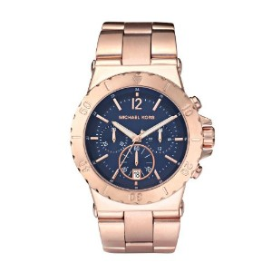 Michael Kors マイケルコース レディース腕時計 Women's MK5410 Bel Air Chronograph Blue Dial Watch