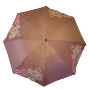 Disneyディズニーピンク『おしゃれキャット』マリーの傘/Pink Marie the Cat Compact Umbrella - Marie the Cat Umbrella