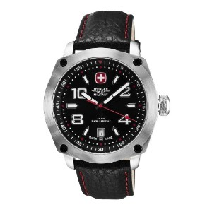ウェンガー メンズ 腕時計 Wenger Swiss Military Men's 79373 Outback Analog Watch
