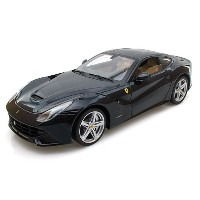 Ferrari F12 Berlinetta フェラーリ F12ベルリネッタ 模型 Elite Edition 1/18 Blue Pozzi