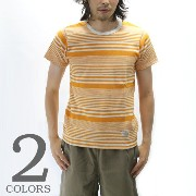 HE WYLER CLOTHING CO./ワイラークロージング ボーダーTシャツ FABRICES FUNDAMENTAL CS【smtb-m】【RCP】