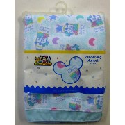Disneyディズニーベビーミッキー&ミニーマウスおくるみ2枚組/ Baby Mickey & Minnie Mouse 2-Piece Receiving Blankets (30 x 30 in)
