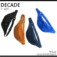 送料無料【DECADE:ディケイド】DCD-00525GLOVE LEATHER / BODY BAG【smtb-TK】