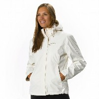 Quechua(ケシュア) ARPENAZ 300 JACKET WOMEN S WHITE 8084690-1077583