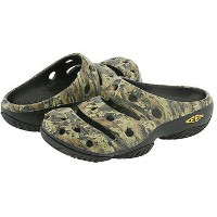 KEEN(キーン) YOGUI ARTS(ヨギ アーツ) Men's 7/25.0cm Camo Green 1002034