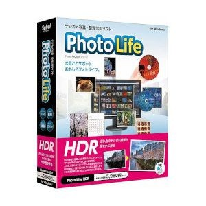 PHOTOLIFEHDR-W【税込】 相栄電器 Photo Life HDR [PHOTOLIFEHDRW]【返品種別B】【RCP】