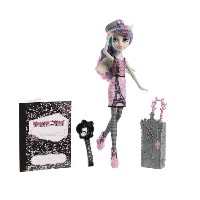 モンスター ハイ ロシェル・ゴイル Monster High Travel Scaris Rochelle Goyle Doll