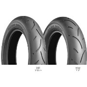 BRIDGESTONE RACING MINI S01 SOFT(Not for Highway Service)100/485-12 TL ※コンパウンド:(ソフト)ブリヂストン・レーシングミニ...