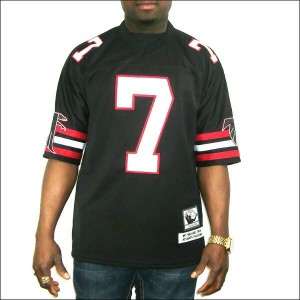 全3色ATLANTA FALCONS replica フットボールシャツ/ #7【MICHAEL VICK】