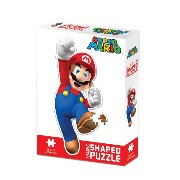 Super Mario: Mario Shaped Puzzle