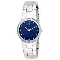 スカーゲン 腕時計 レディース 時計 Skagen Women's SKW2180 Analog Display Analog Quartz Silver Watch