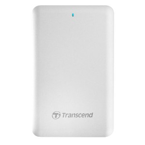 Transcend 2TB StoreJet300 for Mac Thunderbolt対応 ポータブルHDD TS2TSJM300(USB3.0対応)【送料無料】