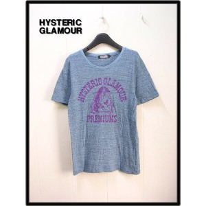 S 【HYSTERIC GLAMOUR ヒステリックグラマー PREMIUMS Tシャツ】0241CT14