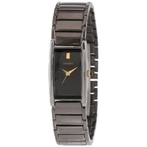 "オリエント 時計 レディース 腕時計 Orient Women's CUBBL000B0 ""Virtuoso"" Stainless Steel Watch"