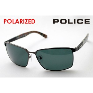 【POLICE】 ポリス 偏光サングラス DEAL S8983G 627P