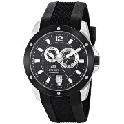 オリエント 時計 メンズ 腕時計 Orient Men's FET0H001B0 Elite Analog Display Japanese Automatic Black Watch